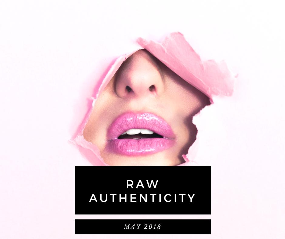 Raw Authenticity visualisation